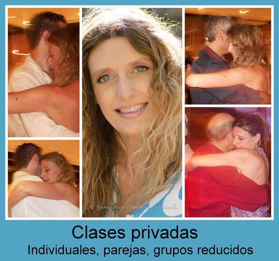 Clases privadas de tango