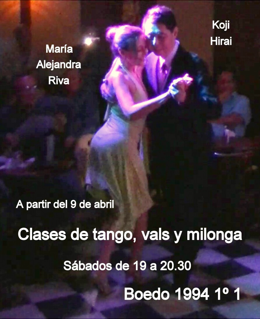 Clases abril