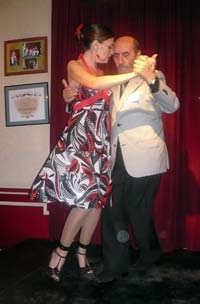 Todo Tango en Bien Bohemio